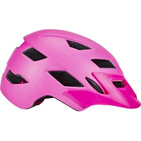 Bell Sidetrack Helmet Kinder matte pink/lime